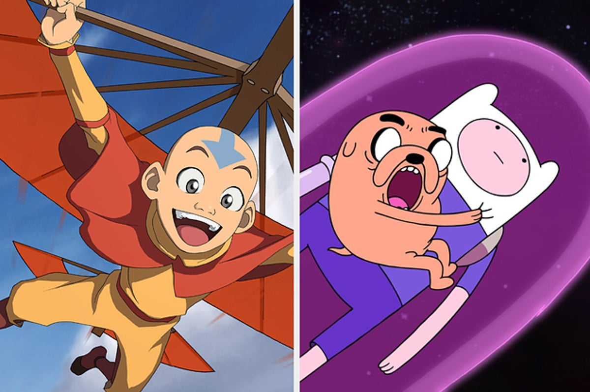 16 Iconic Cartoons Series That Are Streaming Right Now
