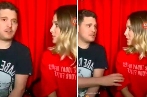 Luisana Lopilato Defends Husband Michael Buble After Instagram