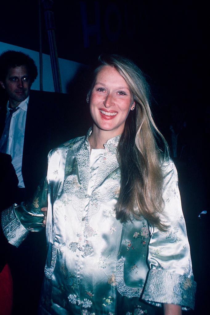 Meryl in the 70s