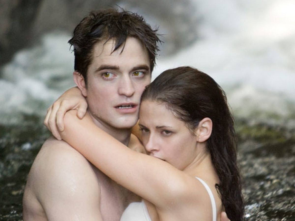 Edward and bella sex scene