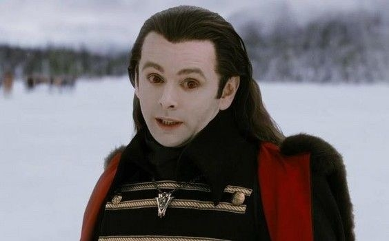 Aro about to fight the Cullens