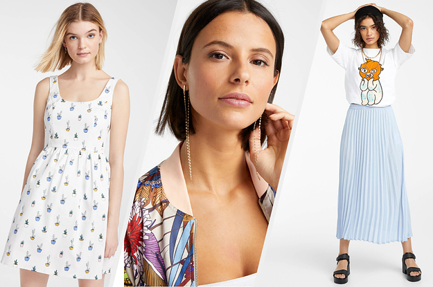41 Fashionable Items From Simons You'll Probably Want Add To Your Closet This Spring
