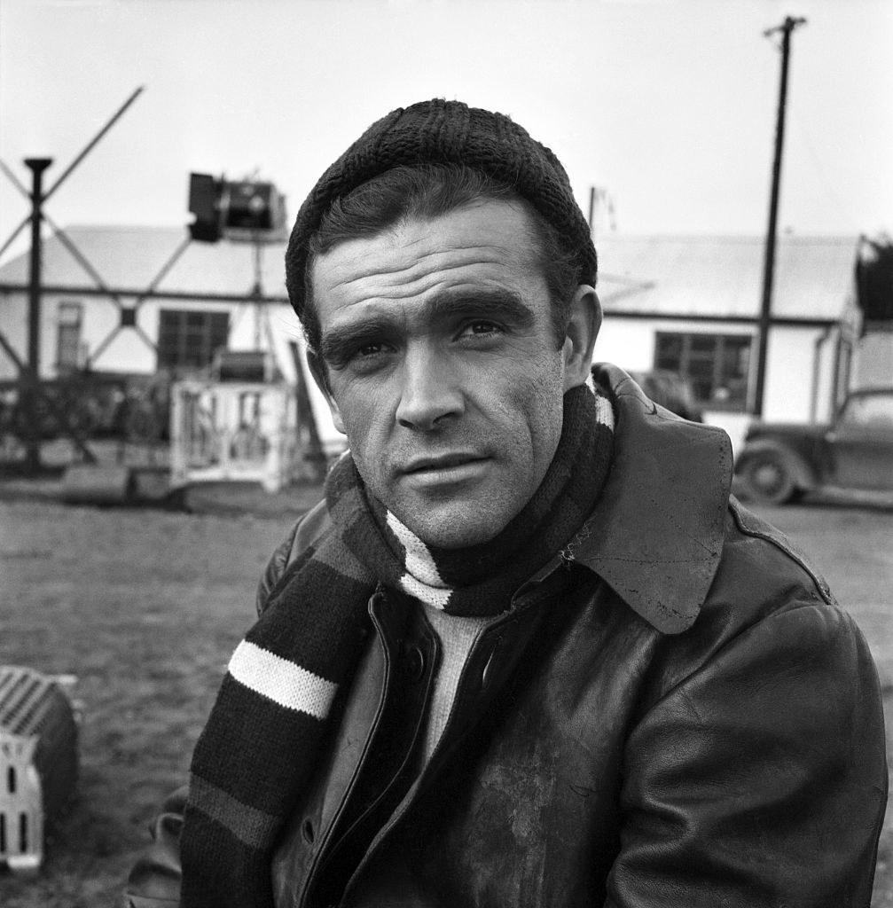 Sean connery looking younger and dirtier