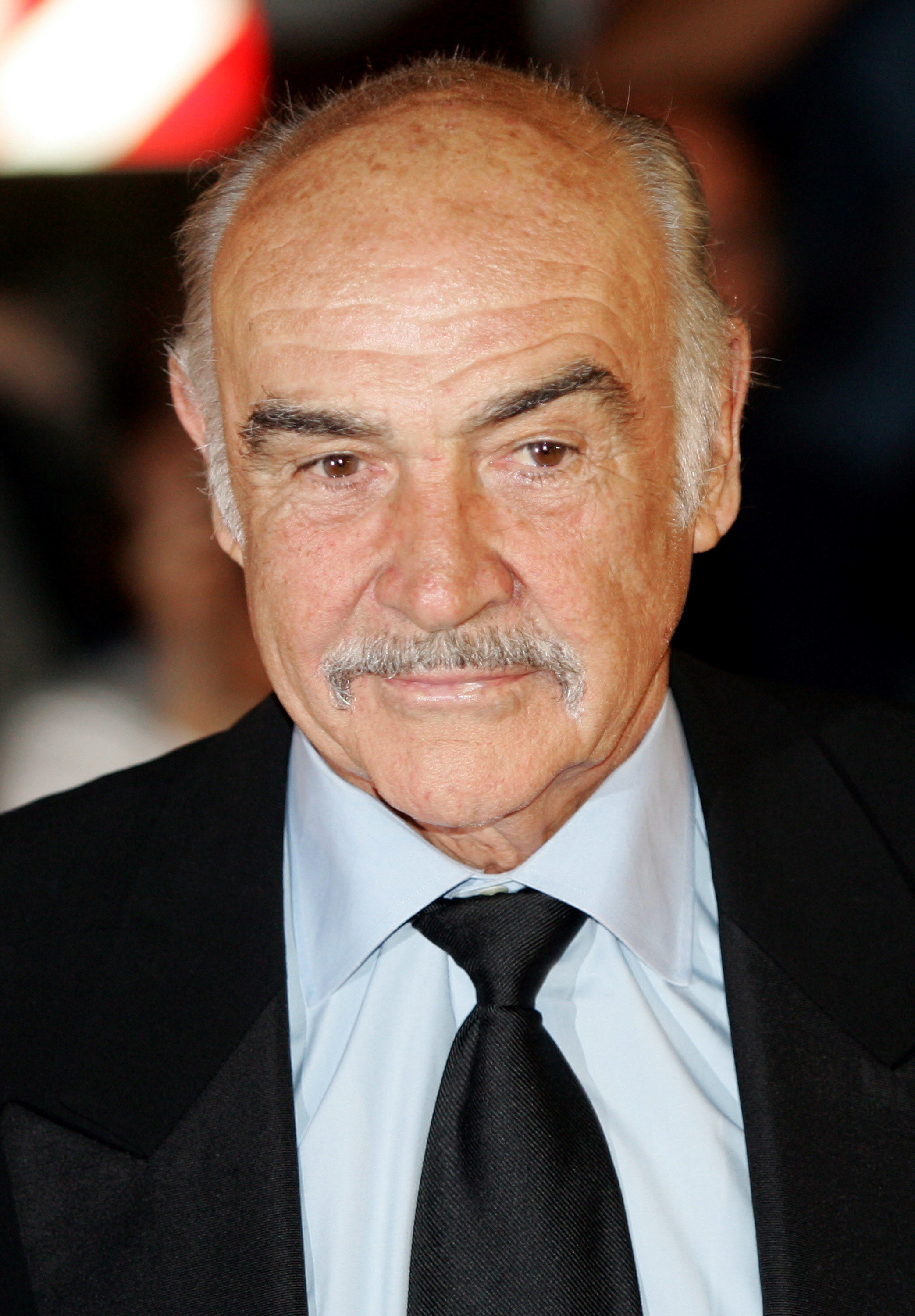 sean connery in a suit