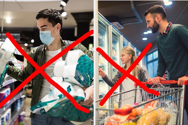 18 Dinge, die du Supermarkt-Angestellten in Zeiten des Coronavirus ersparen solltest