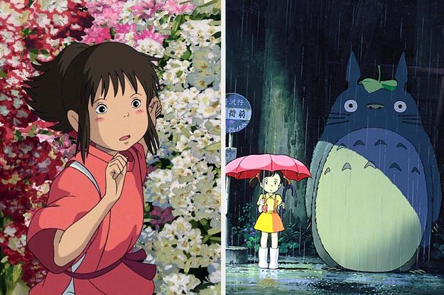 Plane einen Tag in Quarantäne und wir sagen dir, welchen Studio Ghibli-Film du dir zuerst ansehen solltest