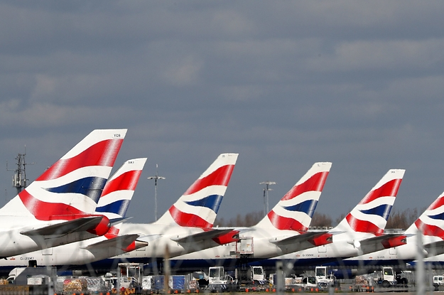 The UK Is Advising Against All Nonessential Foreign Travel Because Of The Coronavirus