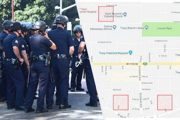 The Los Angeles Police Department Says It Is Dumping A Controversial Predictive Policing Tool
