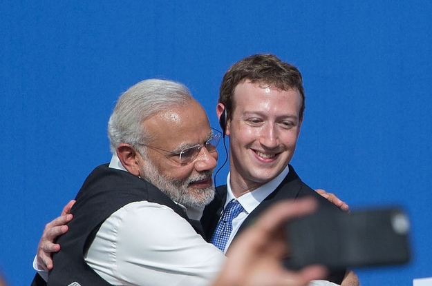 Facebook Just Invested $5.7 Billion In India's Largest Telecom Carrier