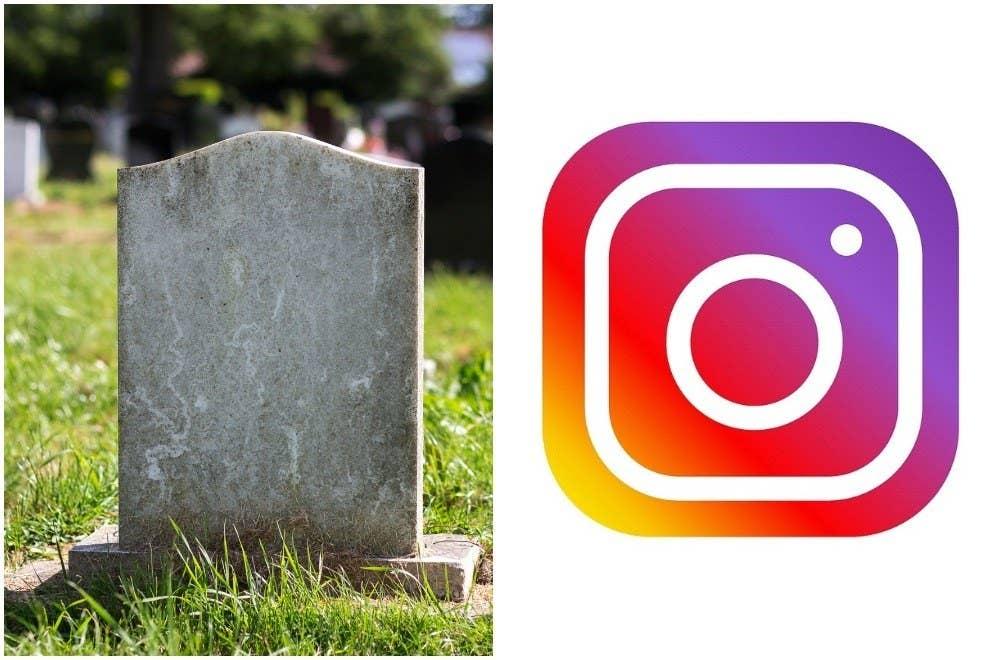 """Instagram, vefat edenler için """"hatıra profili"""" özelliği getiriyor"""