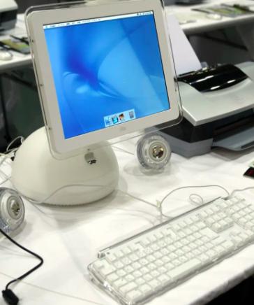 A 2003 iMac