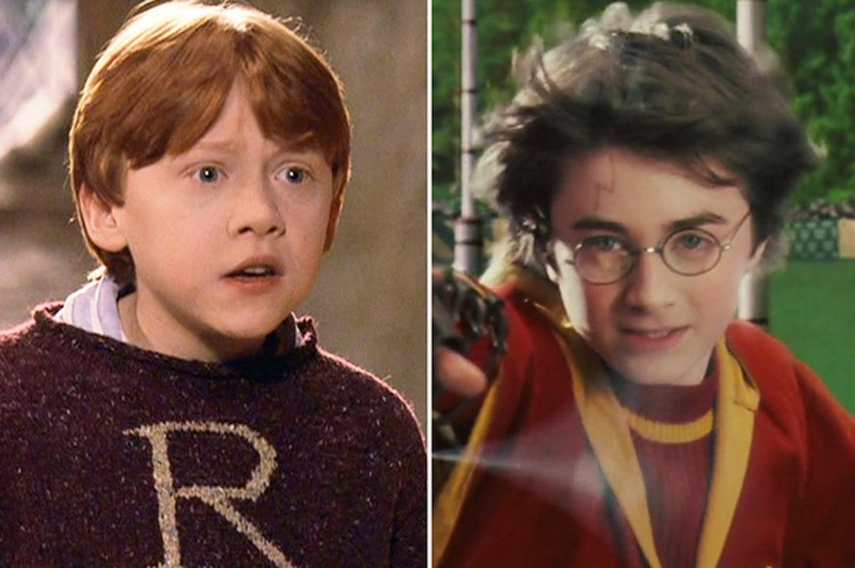 Nur Wer Mindestens Dreimal Harry Potter Und Der Stein Der Weisen Gelesen Hat Schafft Dieses Quiz