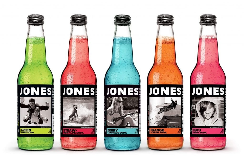Jones sodas