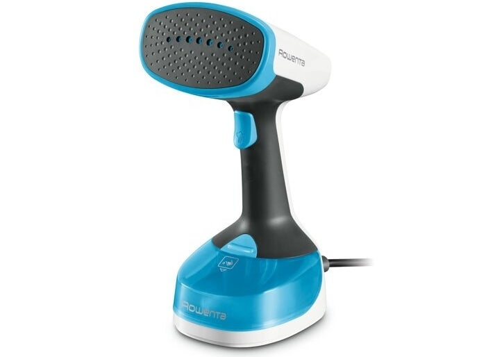 The corded garment steamer with small, removable water tank