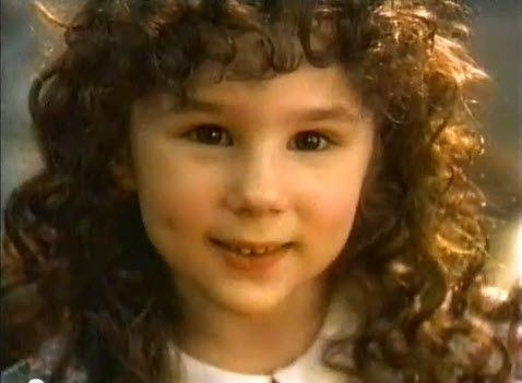 the little girl from the pepsi commercial