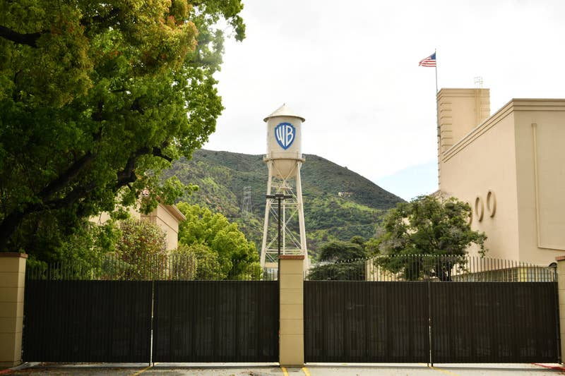 Amy Sussman / Getty Images Warner Brothers Studios halted film and TV production amid Coronavirus on April 8, in Los Angeles, California.