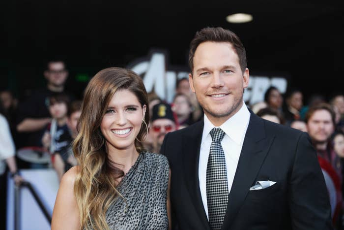 Chris Pratt And Katherine Schwarzenegger Are Reportedly Expecting ...