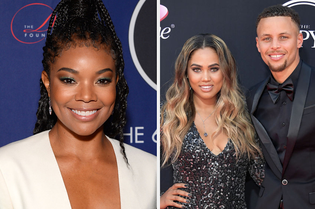 Gabrielle Union Advised Steph And Ayesha Curry To Break Up When They Were Younger