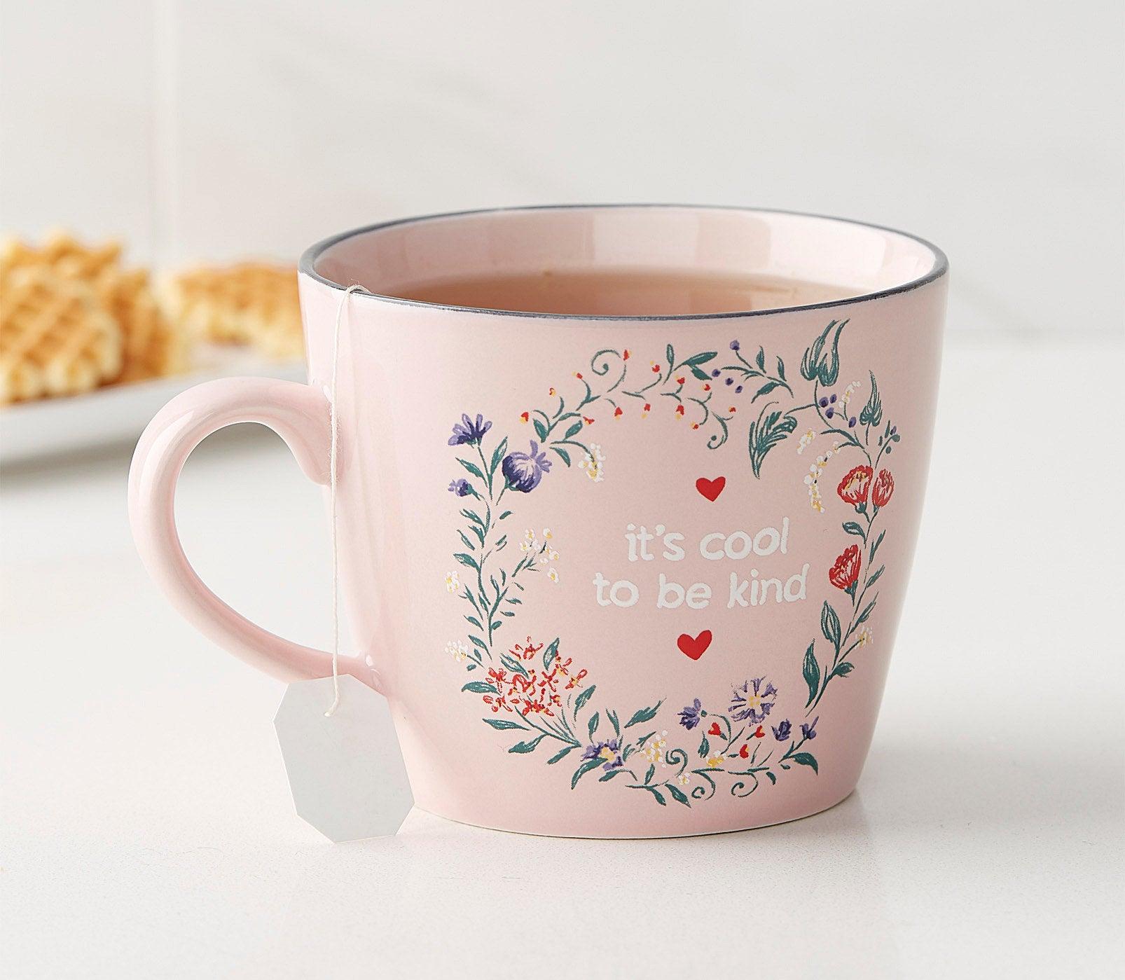 A short mug