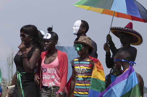 Uganda Is Using Coronavirus Rules To Raid An LGBTQ Shelter And Jail Residents
