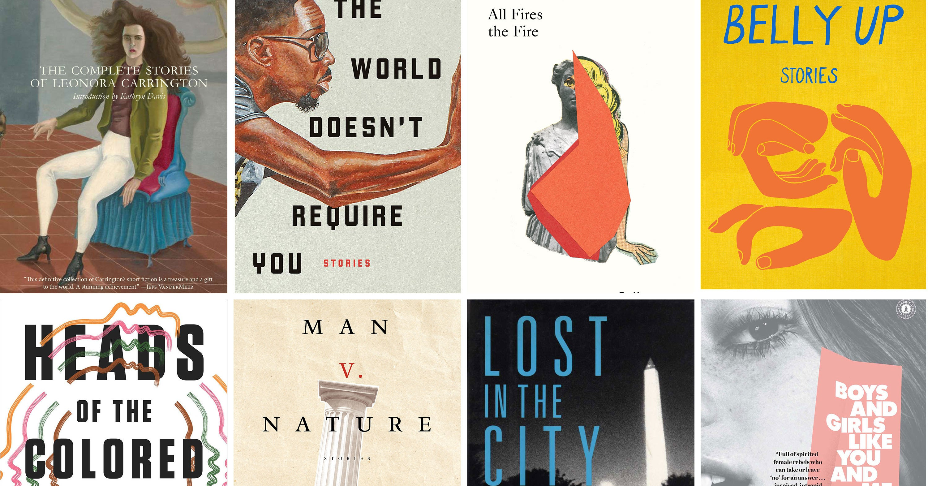 32 Short Story Collections That Will Revive Your Love Of Reading