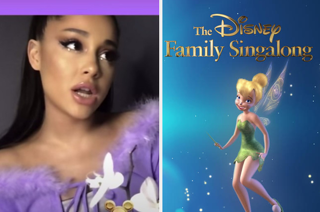 """OMG, """"Disney Family Singalong: Volume II"""" Is Coming Just In Time For Mother's Day"""