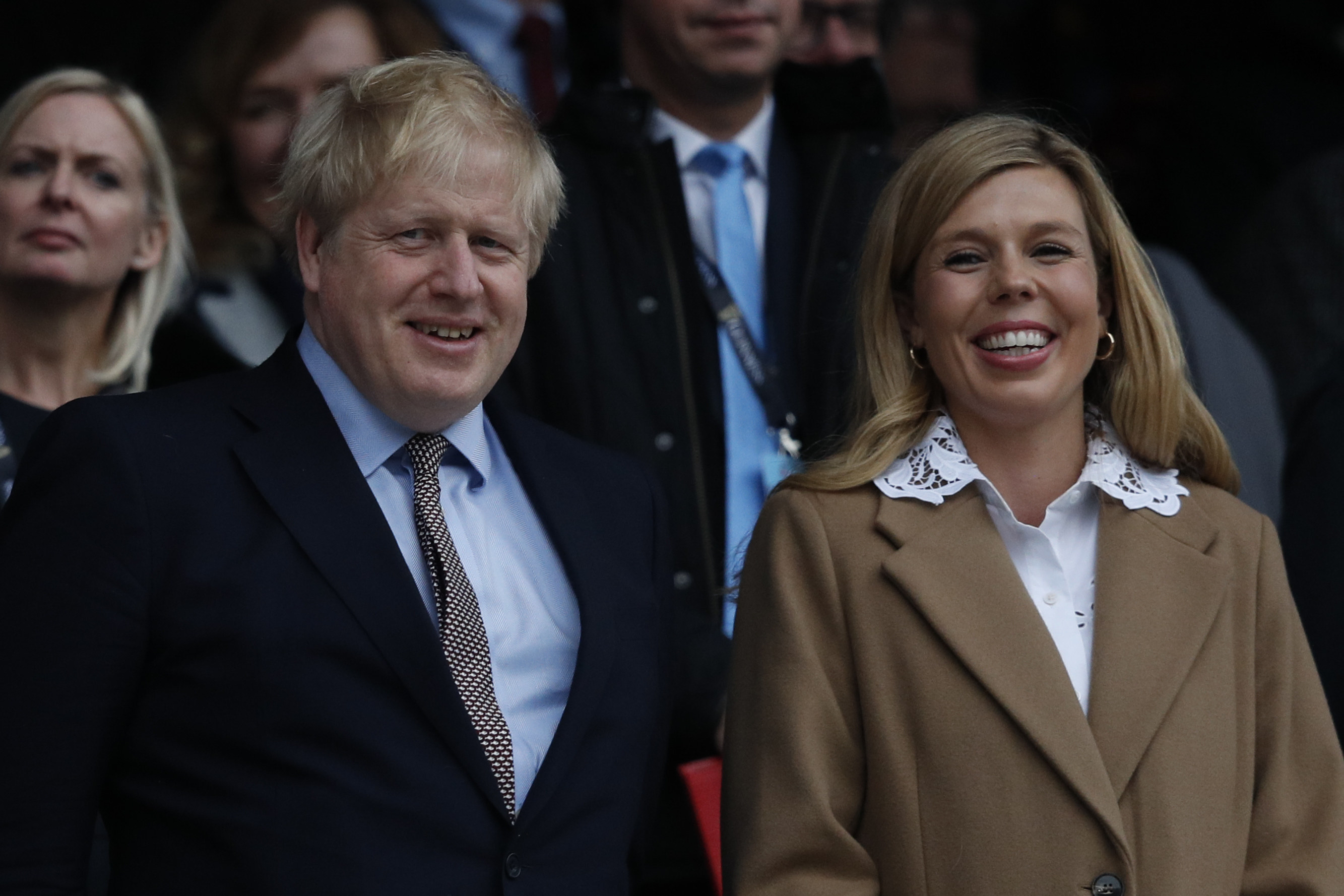 Boris Johnson S Fiance Carrie Symonds Has Given Birth To A Baby Boy