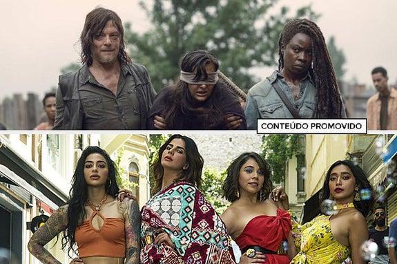 Essas são as principais estreias da Amazon Prime Video em abril