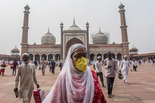 A Cluster Of Coronavirus Cases Can Be Traced Back To A Single Mosque And Now 200 Million Muslims Are Being Vilified