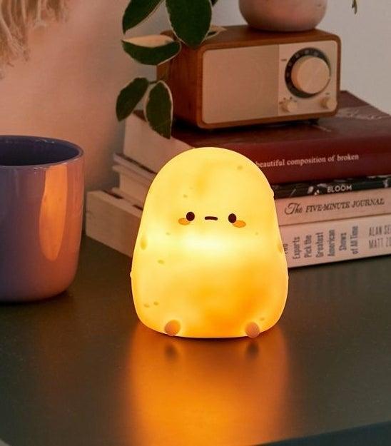 cute pudgy potato light