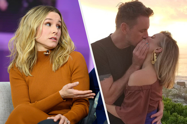 Kristen Bell Explained Why She And Dax Shepard Were At Each Other S Throats During Isolation