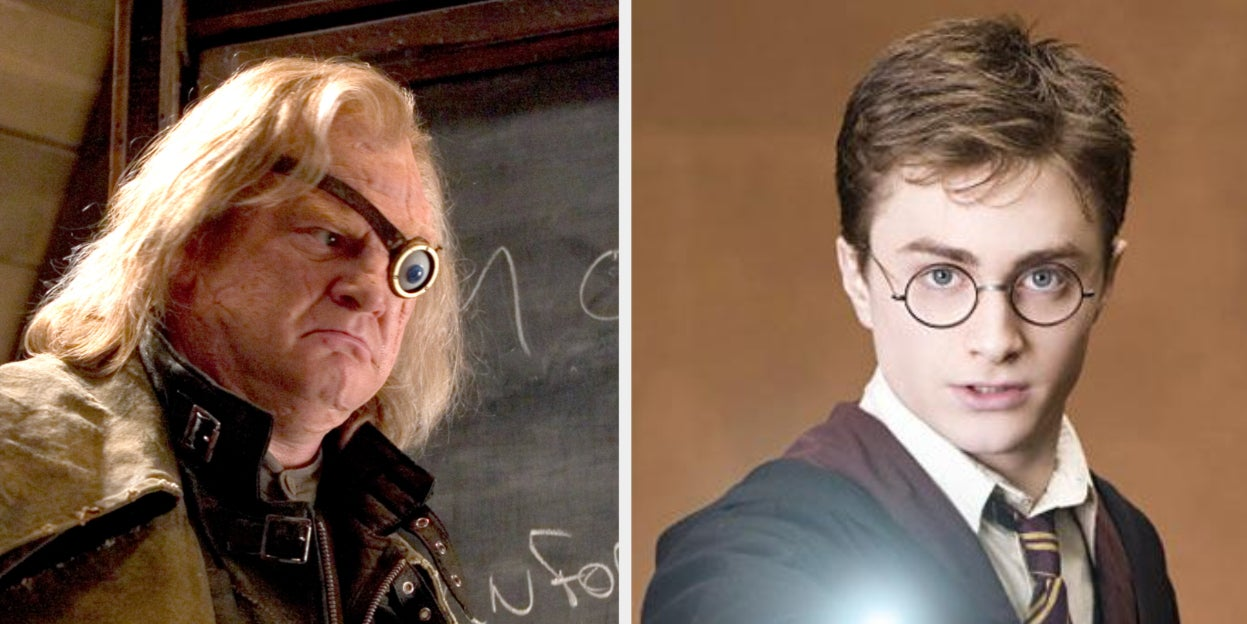 Harry Potter Quiz Would You Pass Defense Against The Dark Arts