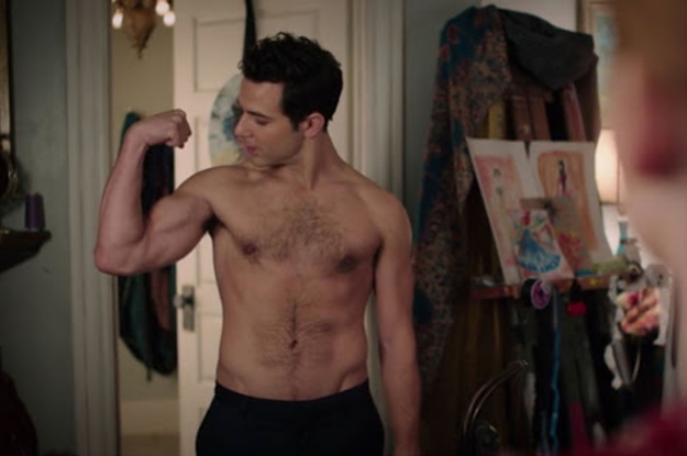 I Could Watch This Video Of Skylar Astin Reading Thirst Tweets Approx. 69 Times