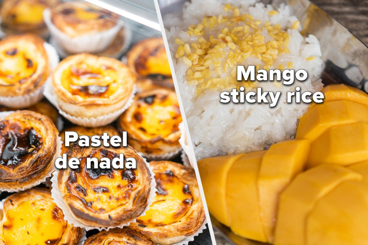15 Sweets From Around The World Everyone Should Try At Least Once