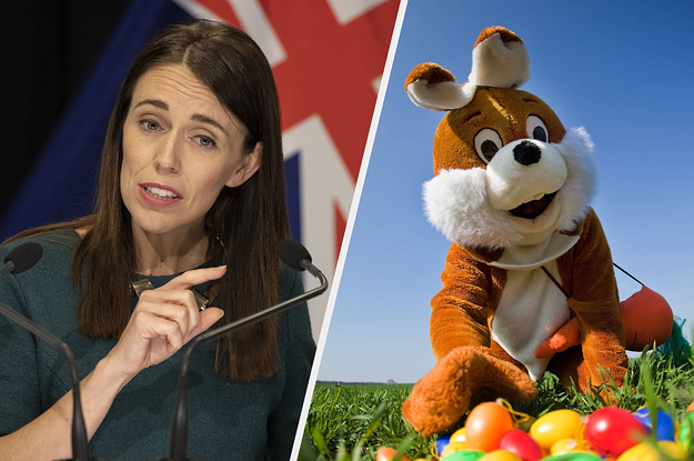New Zealand's Prime Minister Has Given The Easter Bunny And Tooth Fairy Key Worker Status For The Lockdown