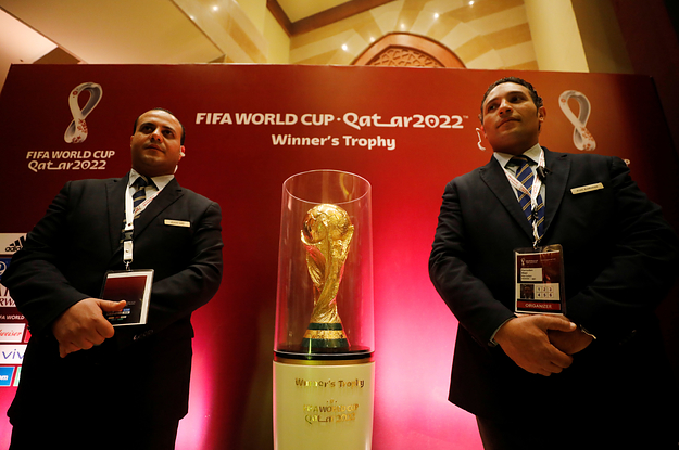 Federal Prosecutors Say Russia And Qatar Paid Bribes To Host World Cups