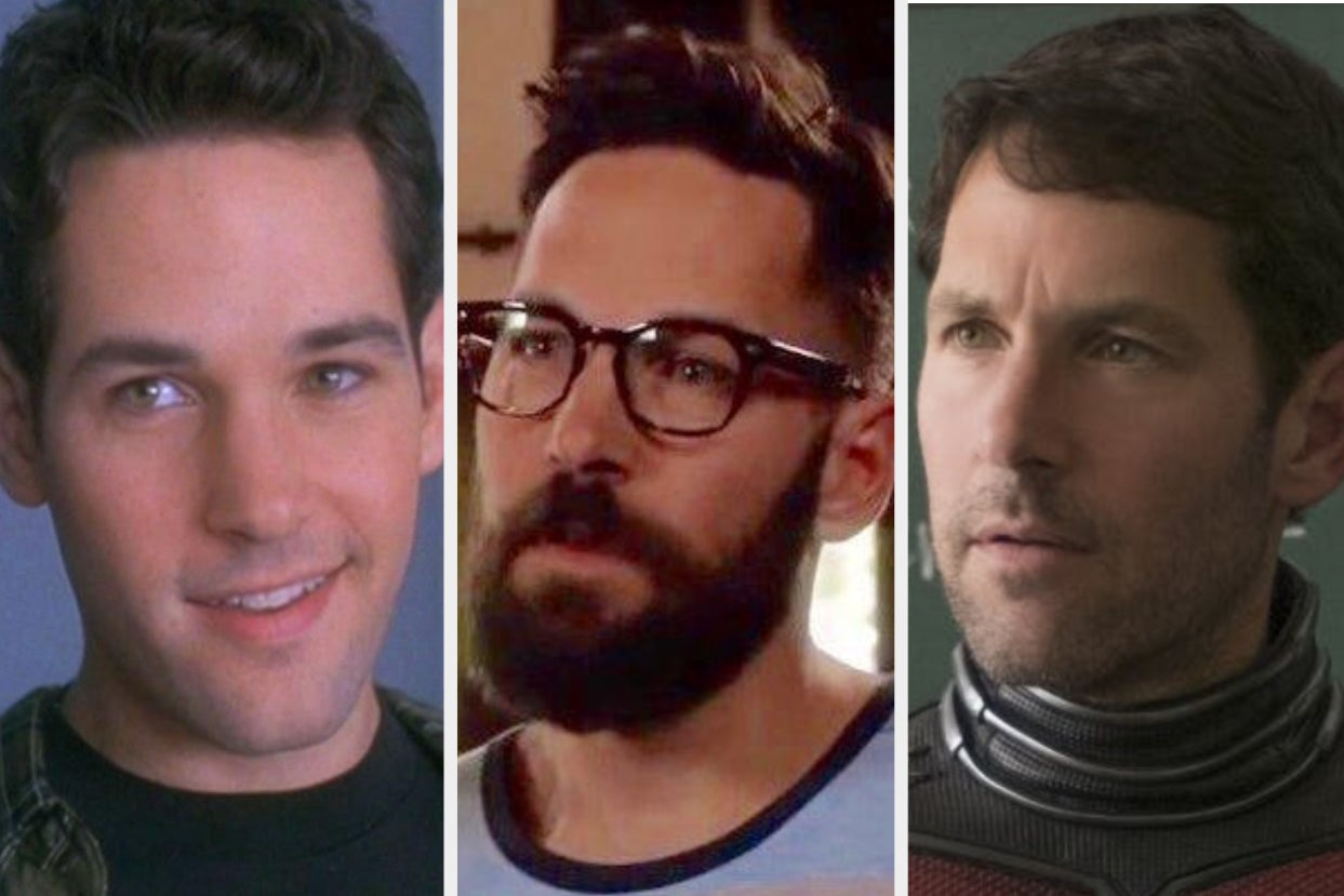 Paul Rudd Has Been In Over 50 Films How Many Have You Seen?