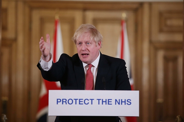 Boris Johnson Has Been Admitted To Hospital For Tests After Having Coronavirus For 10 Days
