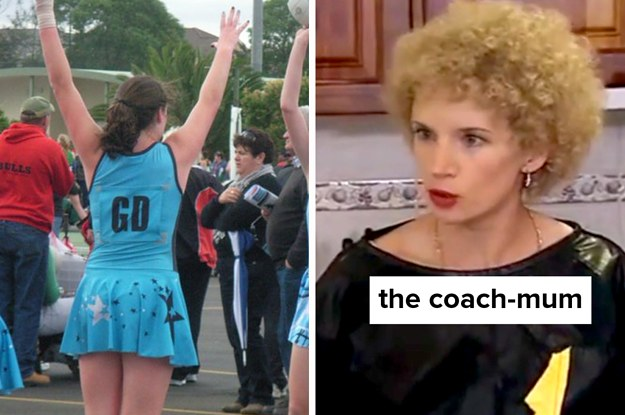 15 Types Of Parents Who Dragged Themselves Out Of Bed To Watch Saturday Morning Netball