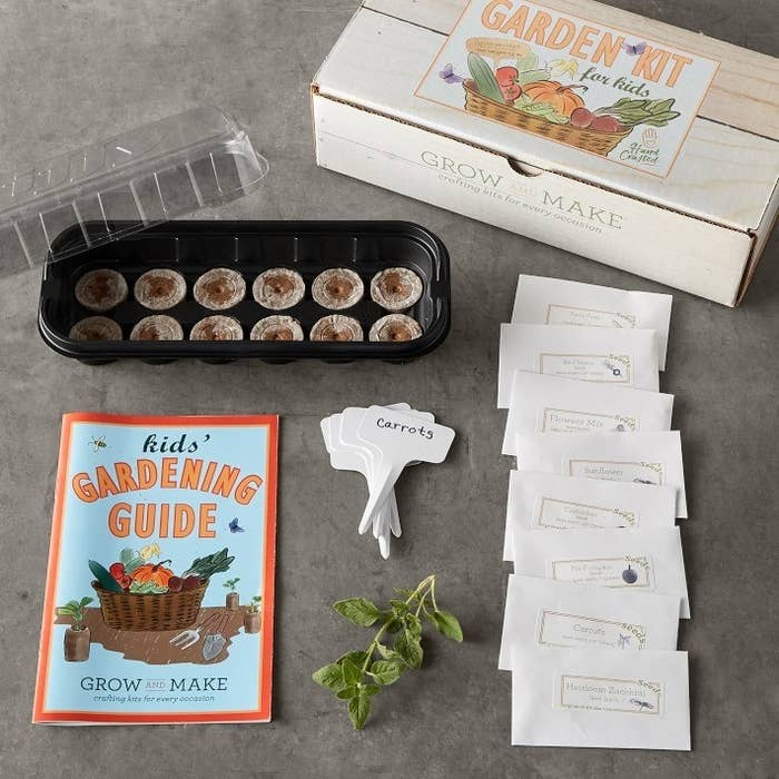 28 Gardening Kits To Check Out If You Need A New Hobby