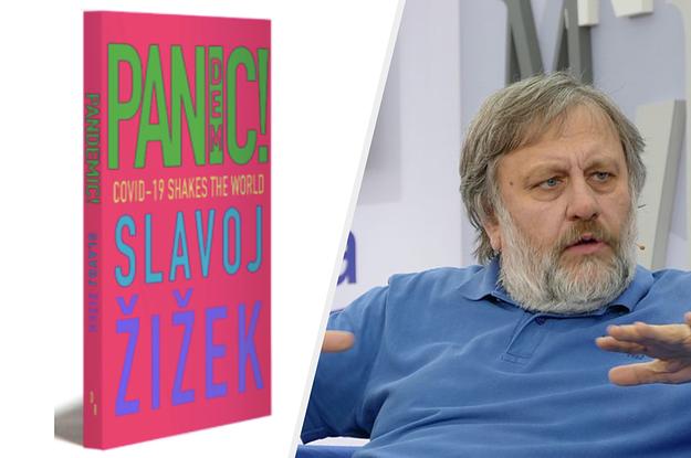 Slavoj Žižek's New Coronavirus Book Glamorizes Wuhan's Misery