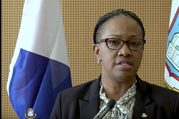 This Caribbean Leader's Blunt Coronavirus Message To Her Citizens Has Gone Viral