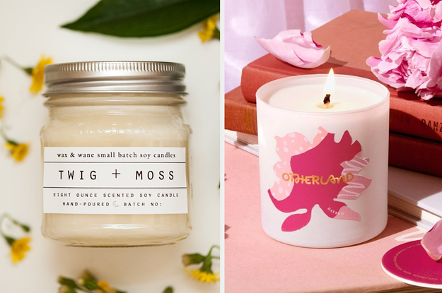 20 Candles To Help Make Your Apartment Smell More Like The Outdoors