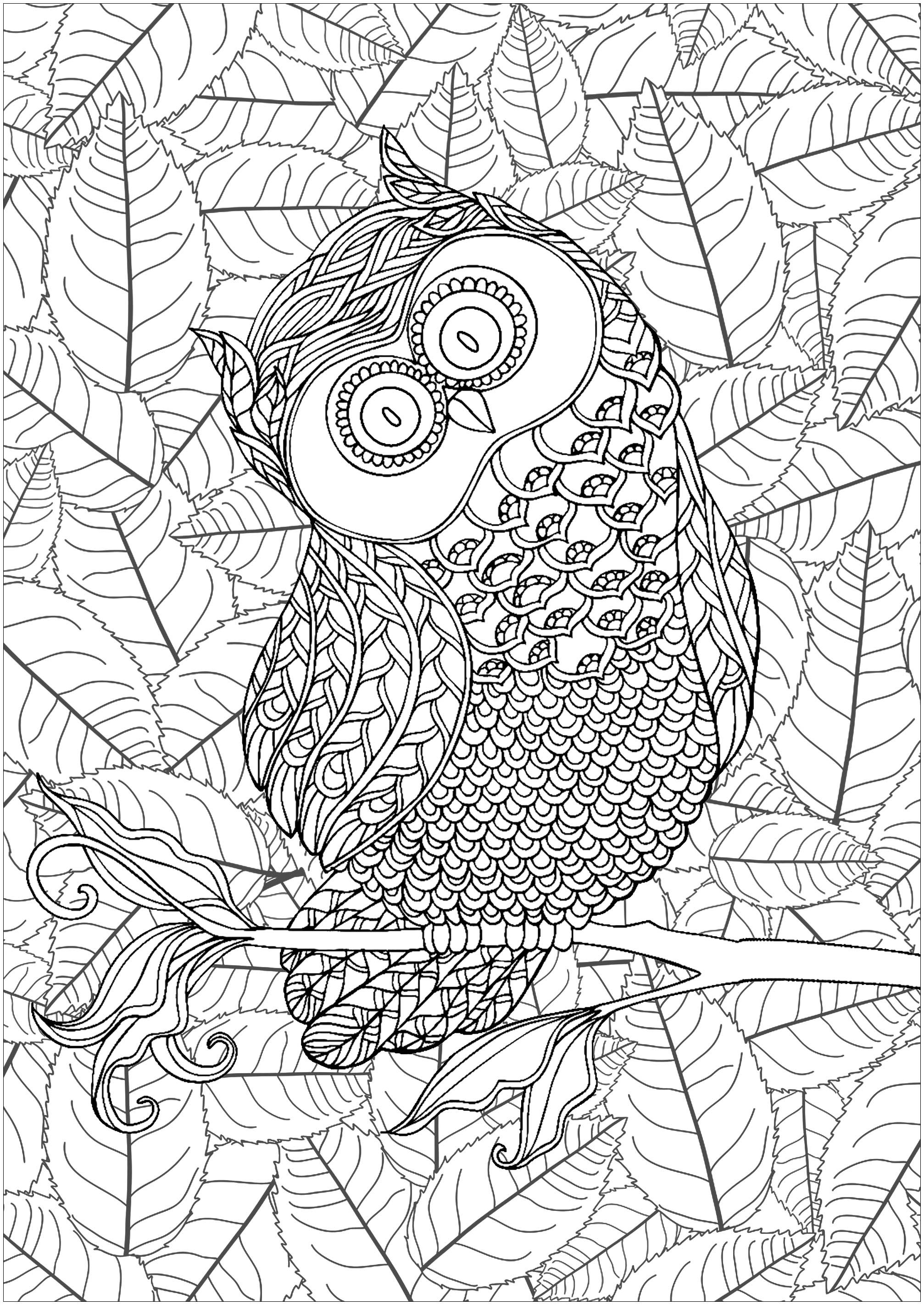 17 Printable Coloring Pages To Help You Instantly Start De Stressing