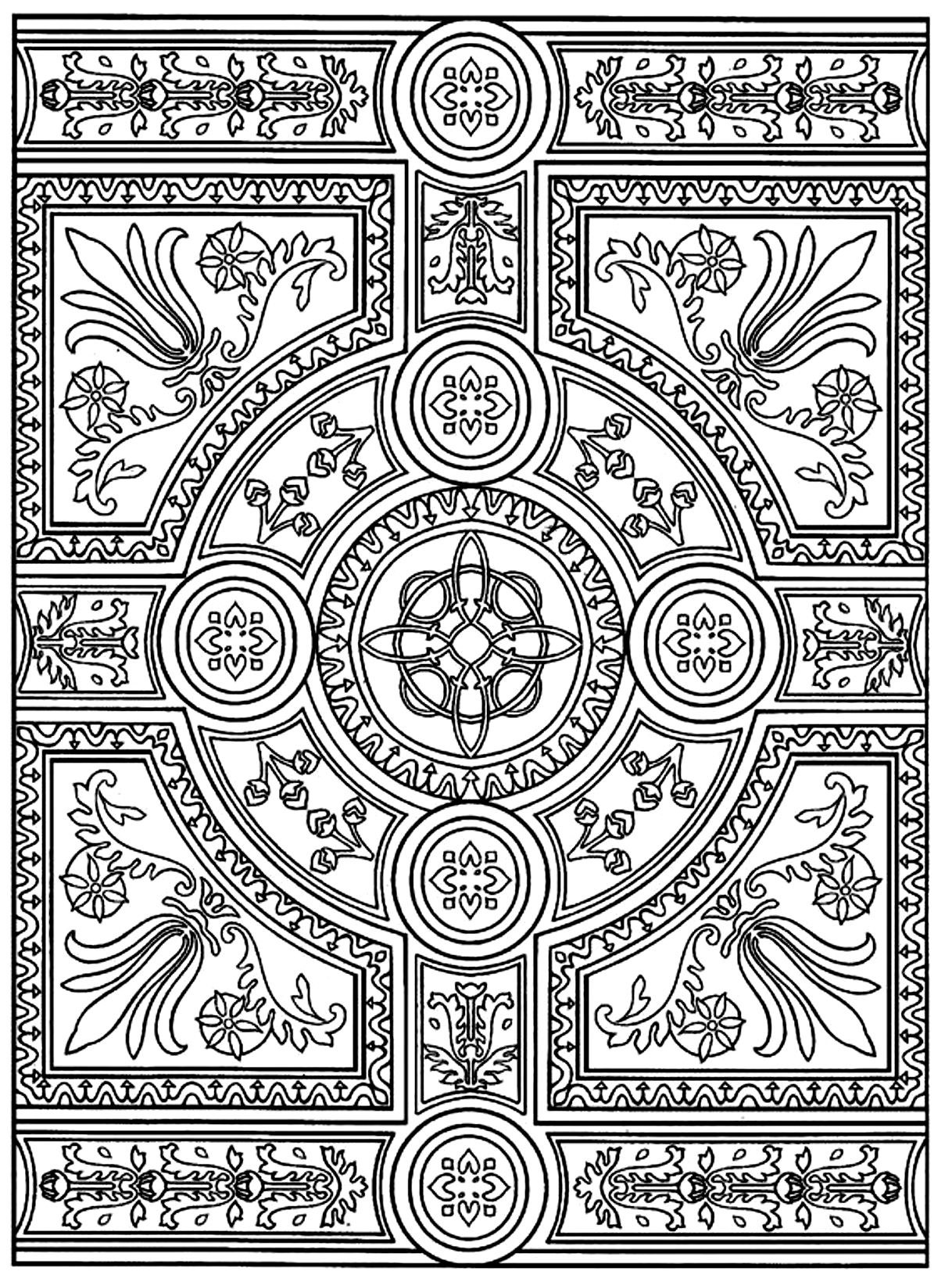 17 Printable Coloring Pages To Help You Instantly Start De-Stressing