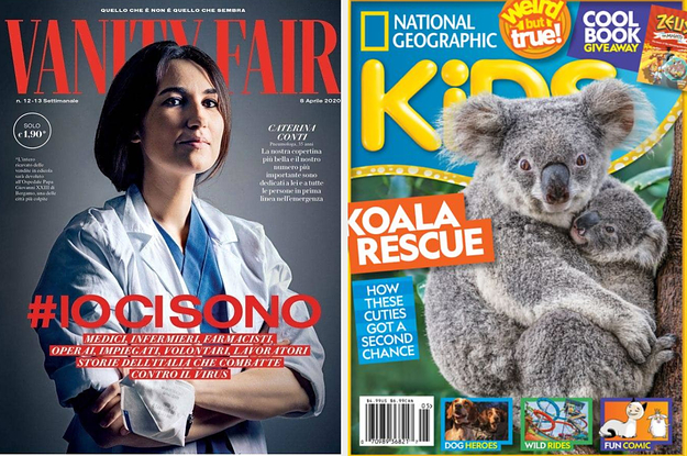The Coronavirus Is A Disaster For The Media Industry, But Some Websites And Magazines Are Thriving