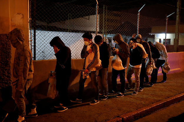 Guatemalans Deported From The US Are Threatened With Violence At Home Over Coronavirus Fears