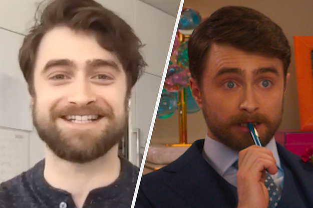 Daniel Radcliffe Read Thirst Tweets And I Can Confidently Say My Life Has Been Changed For The Better