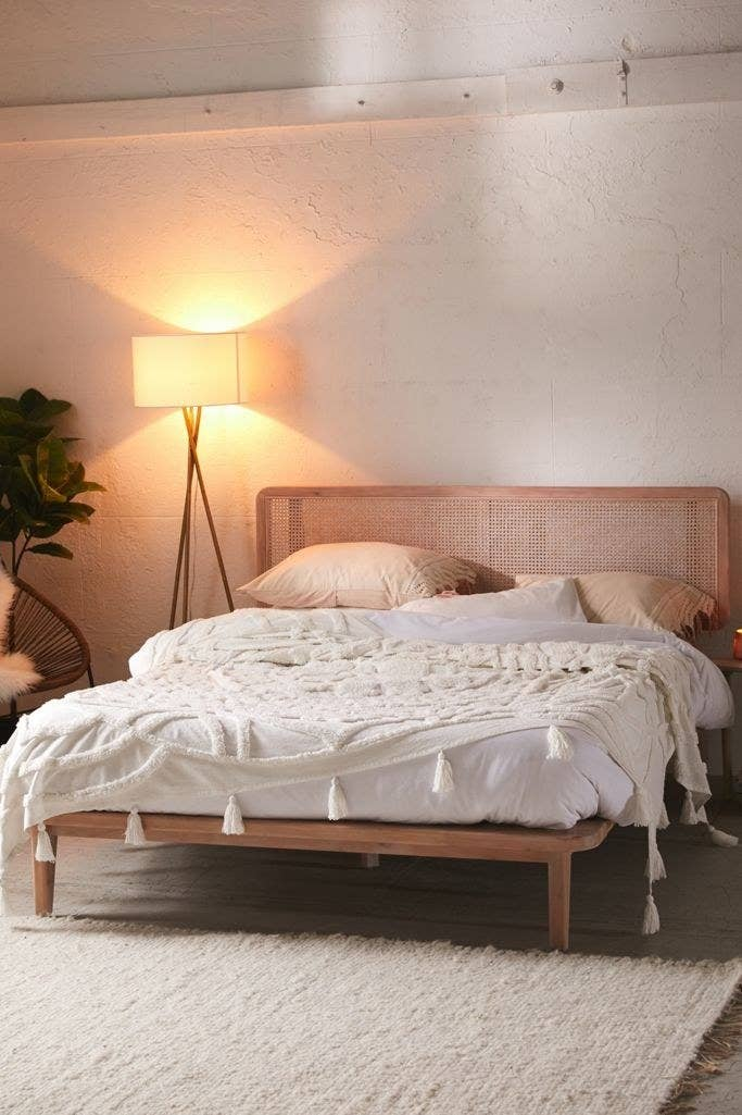 29 Bed Frames That Ll Basically Be The, Queen Bed Frame For Small Space