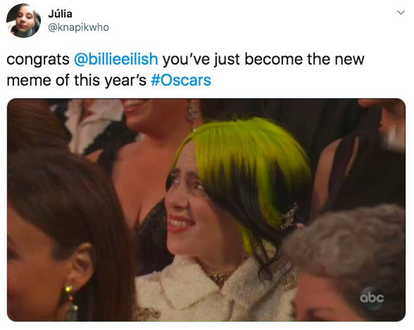 Billie Eilish is very confused and disgusted by what Mya Rudolph said
